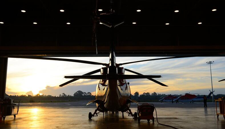 Comprehensive aviation facilities