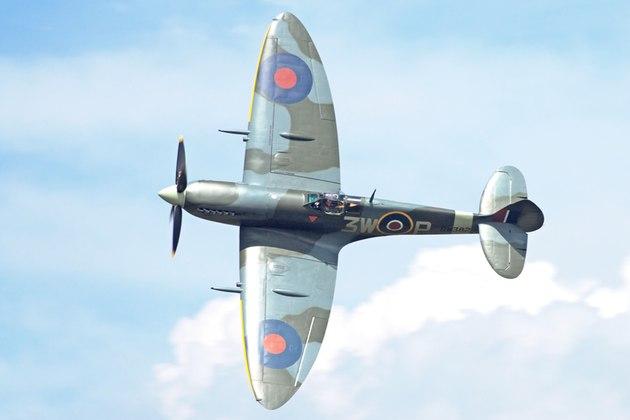 Spitfire Air Display