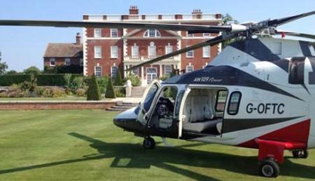 Helicopter Pleasure Flights