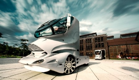 Marchi Mobile vehicles
