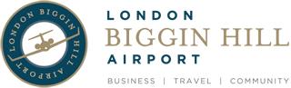 London Biggin Hill Airport logo