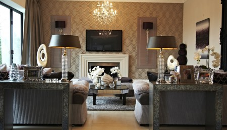 Modern And Classic Interiors