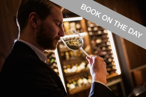 Sommelier experience